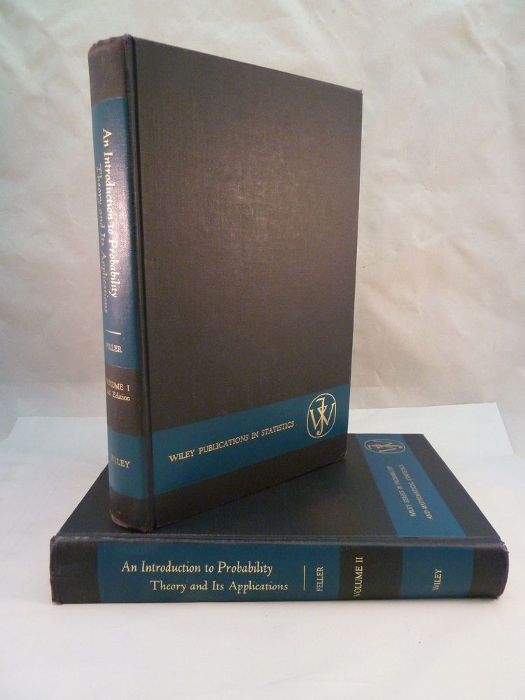 Introduction to probability theory and its applications