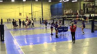 Senior Showcase Middle Hitters Drill Youtube Met Afbeeldingen Volleybal Volleybal Training Training