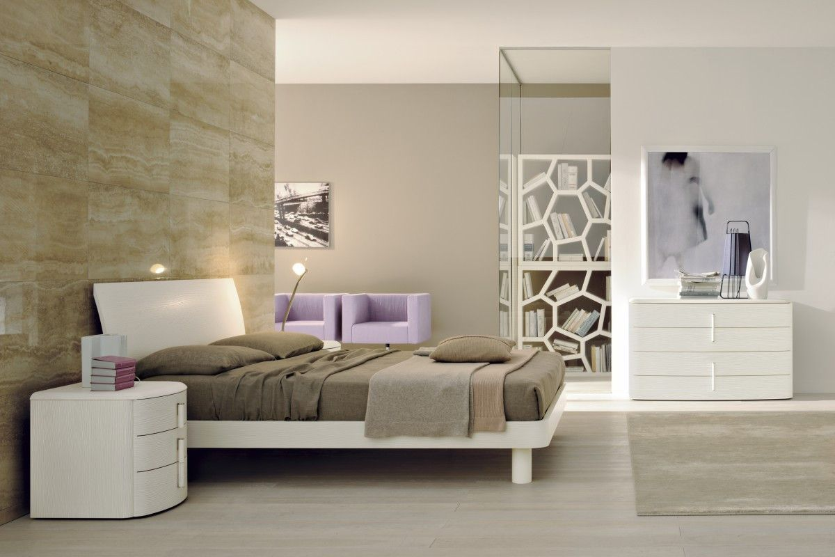 Sma Karisma Made In Italy Contemporary Bed Products