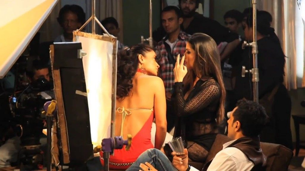 Making of Ragini mms2 SUUNY leone with lusty looks