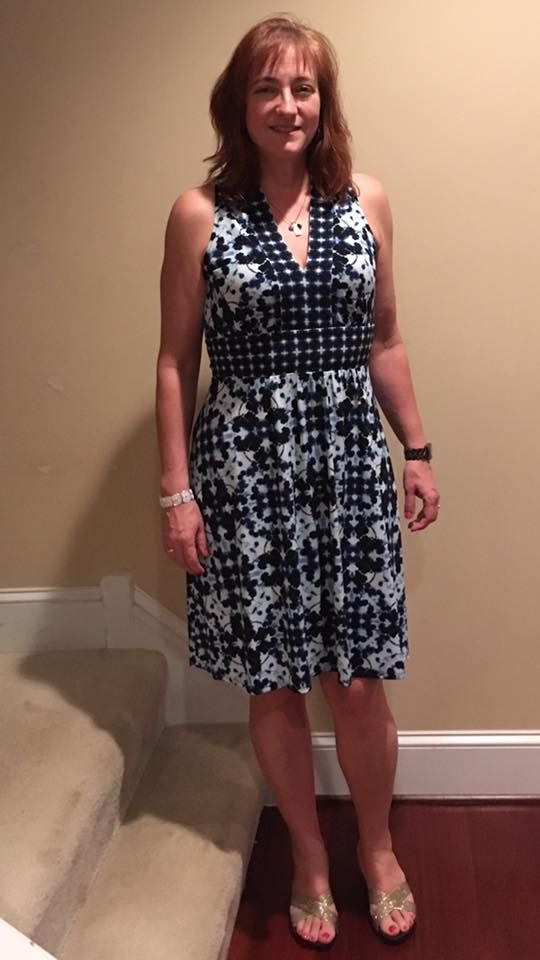 2ccb078f9307 Wisp Ryenne Jersey Dress | Love my Fix - Stitch Fix, that is ...