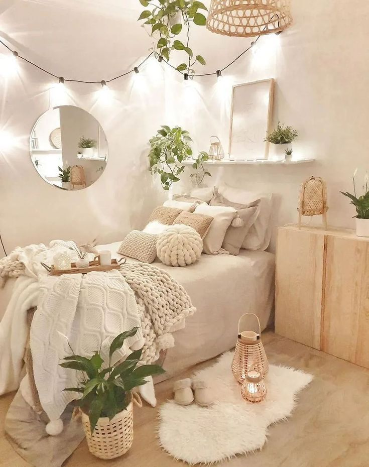I wanna have such wonderful bedroom room to fulfill my utopia