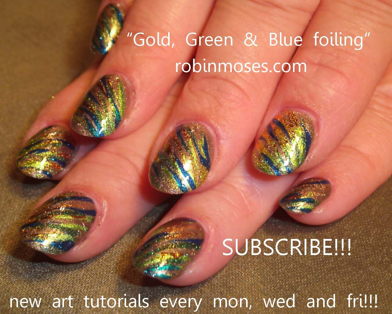 Nail-art by Robin Moses: October 2011 | Nails | Pinterest | Robin moses