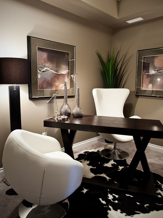 Modern Home Office Design Pictures Remodel Decor and Ideas