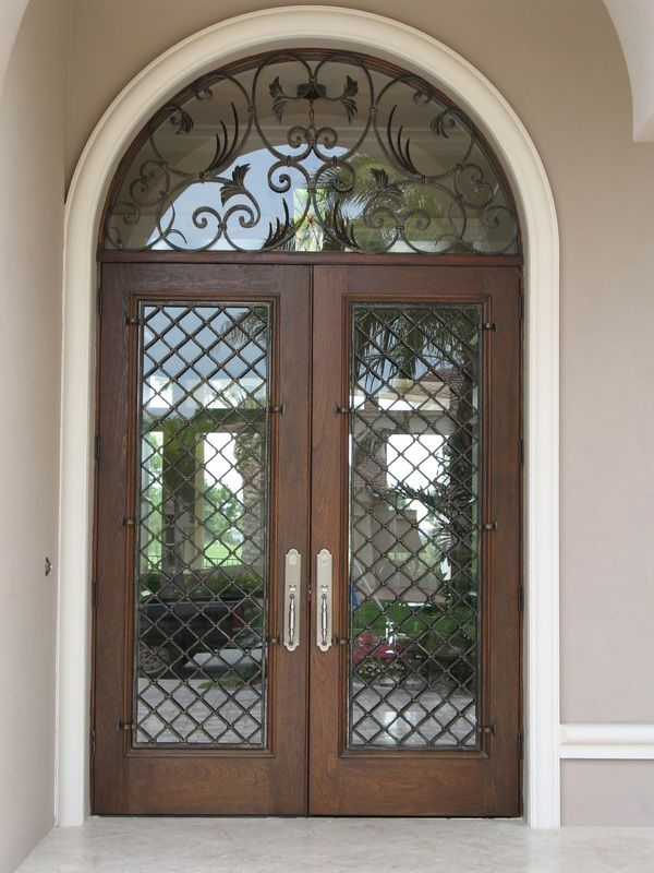 Doors And Windows Wrought Iron Entry Doors Wrought Iron Front