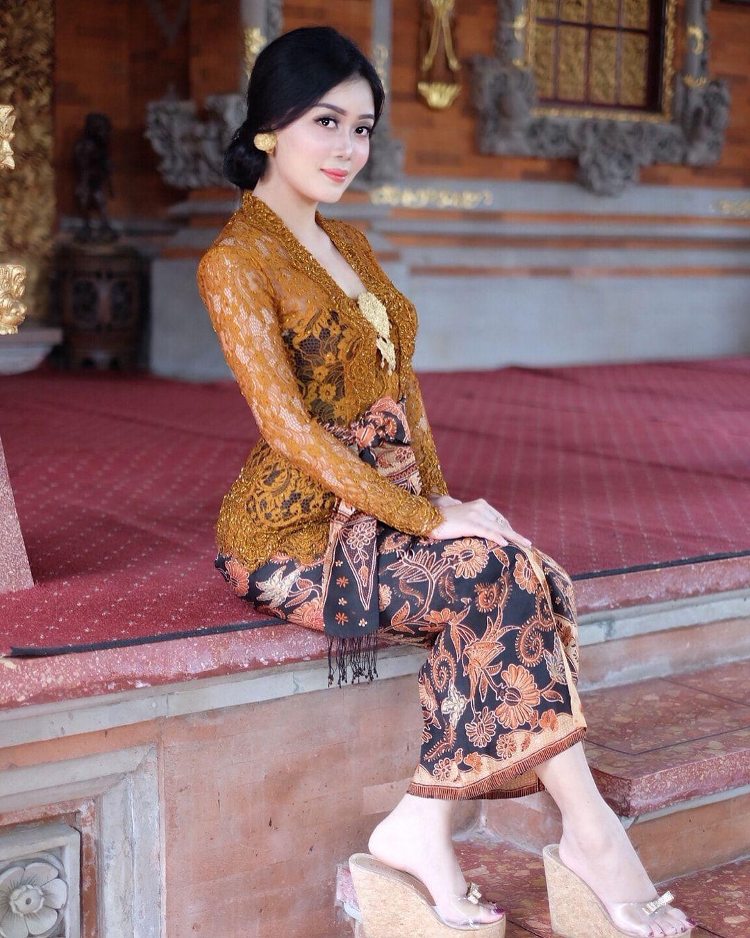 Contoh Pakaian Adat Dari Bali