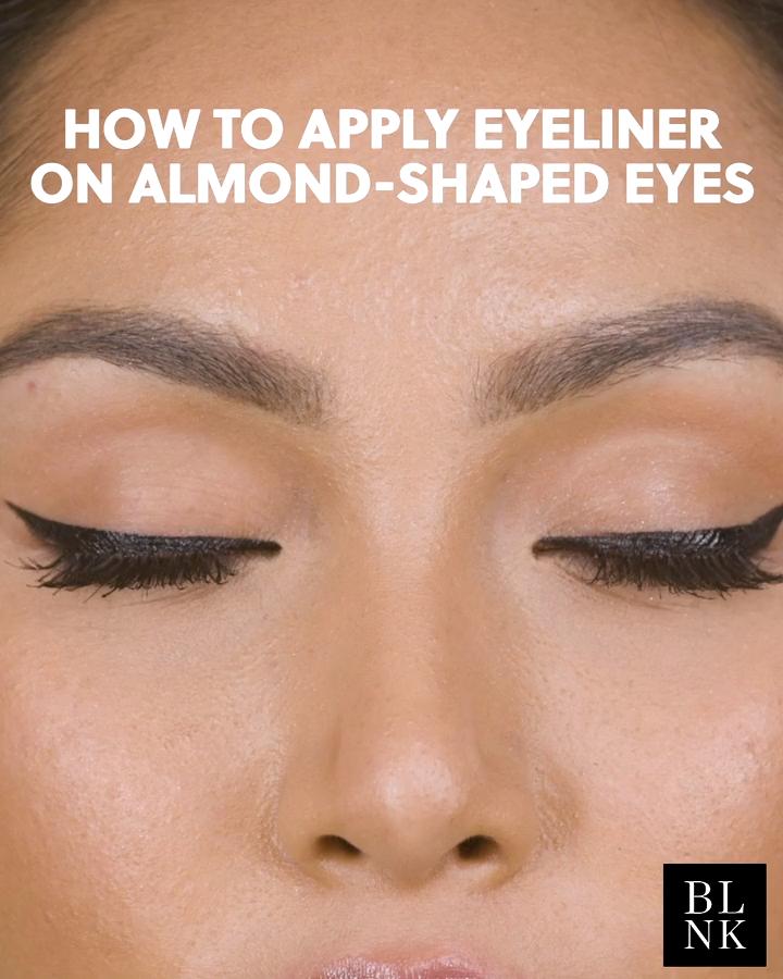 Photo of Wie man Eyeliner auf mandelförmige Augen aufträgt