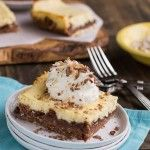 German Chocolate Cheesecake Brownie #germanchocolatecheesecake