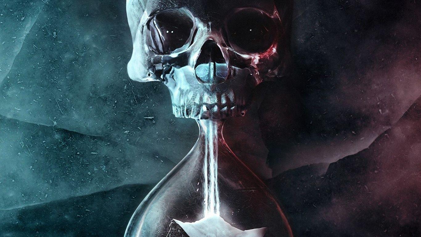 Resultado de imagem para skull dark