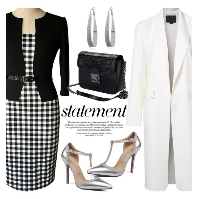 Statement piece by helenevlacho on Polyvore featuring Alexander Wang