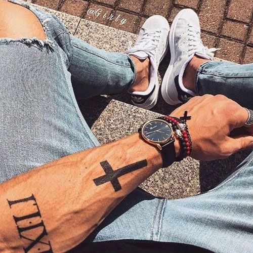 Photo of 101 Best Small, Simple Tattoos For Men (2020 Guide)