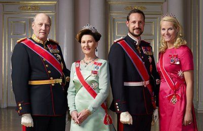 Royal family Norway