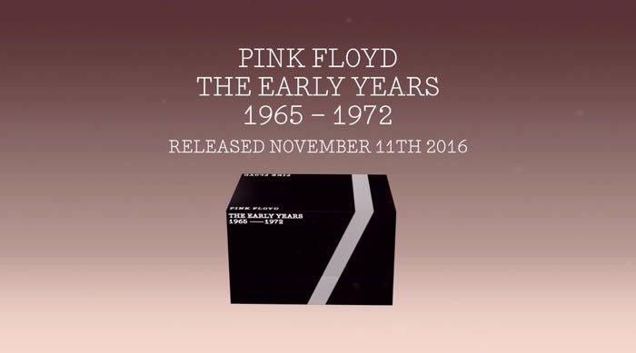 """El 11 de Noviembre estará disponible """"The Early Years 1965-1972"""" de Pink Floyd - #Música « http://www.radioautana.com/musica/2016/09/190/el-11-de-noviembre-estara-disponible-the-early-years-1965-1972-de-pink-floyd/ »"""