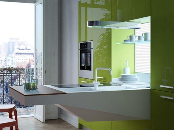 Proyectos Cocinas Modernas Gallery Of Cocinas Pequenas