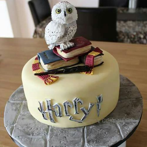 If You Went To Hogwarts What Would Your Favorite Subject Be Comment Below Harryp Harry Potter Cake Harry Potter Book Cake Harry Potter Birthday Cake