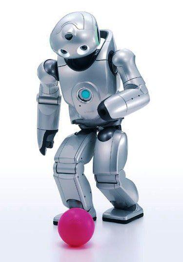 Sony Qrio 2000 Robot Multilingual Milestones