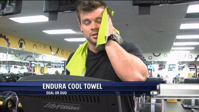 The Mission Enduracool Instant Cooling Towel Is Made From A Proprietary Performance Fabric That Instantly Cools When Soaked With Water Wr Towel Cooling Towels