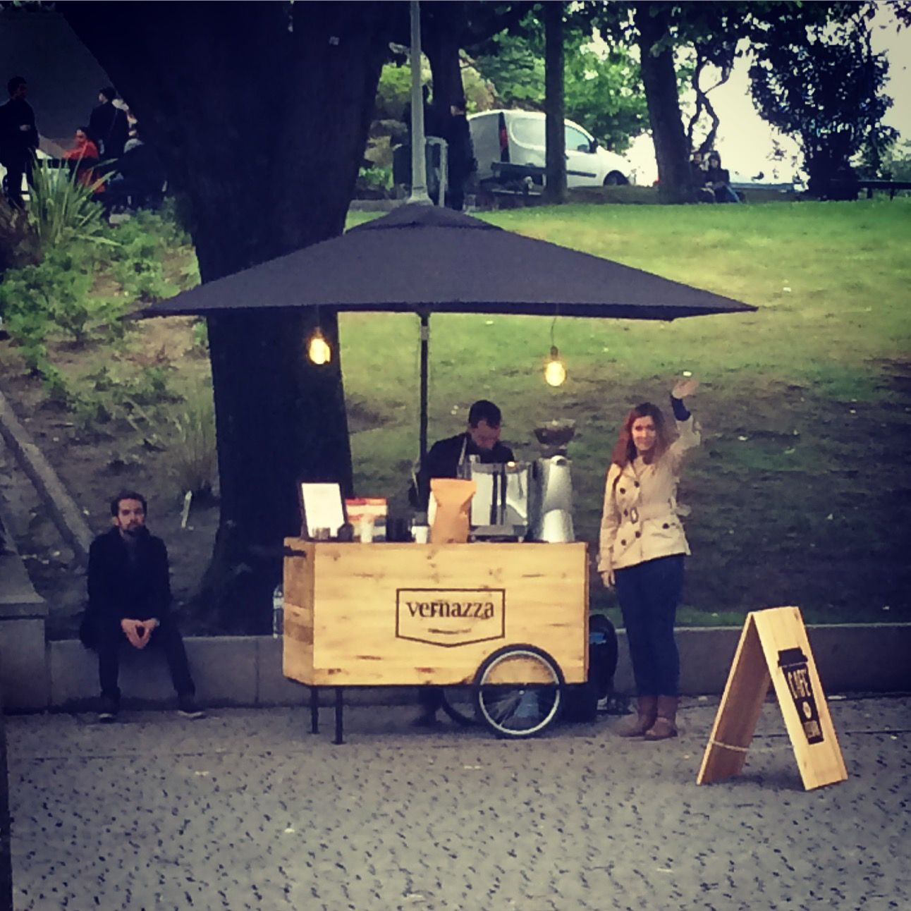 Streetfood Bike Cart Pinterest Coffee Carts Coffee And Cart