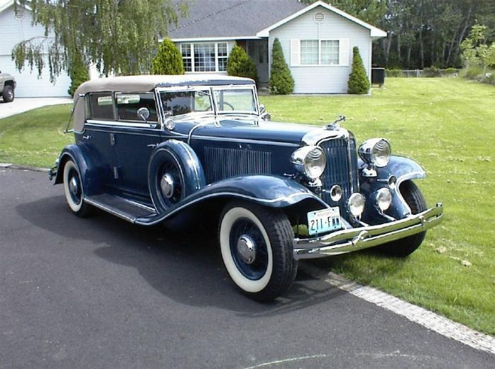 1932 Chrysler Imperial For Sale Classic Car Ad From