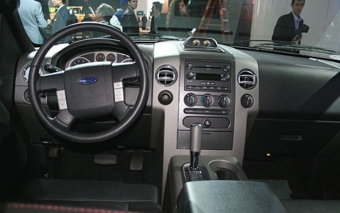 Ford F150 Interior 2006 Lifted Expedition Aftermarket Parts