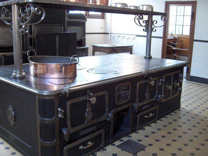 Cocinas antiguas de le a buscar con google detalles - Cocinas de lena antiguas ...
