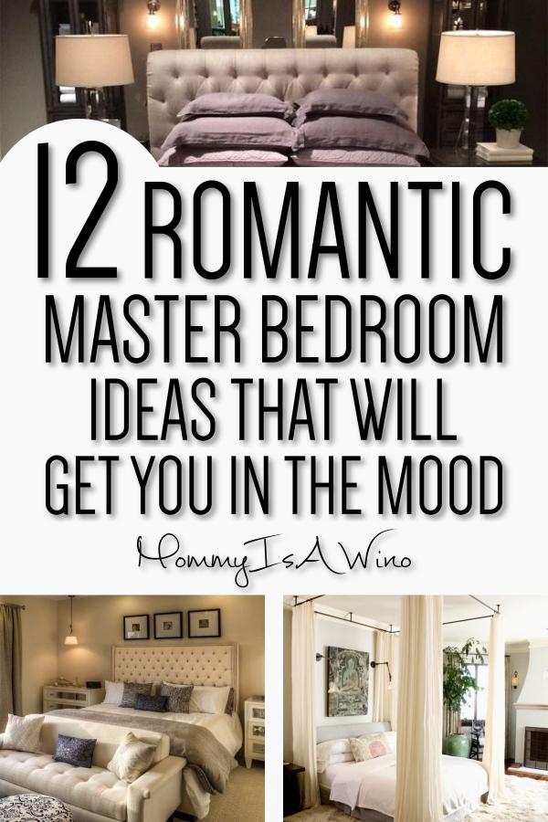 12 Beautiful Romantic Bedroom Ideas | Romantic bedroom decor ...