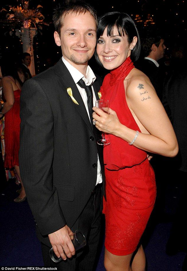 Her First Love She Married Former Eastenders Star Jack Ryder In 2002 Before The