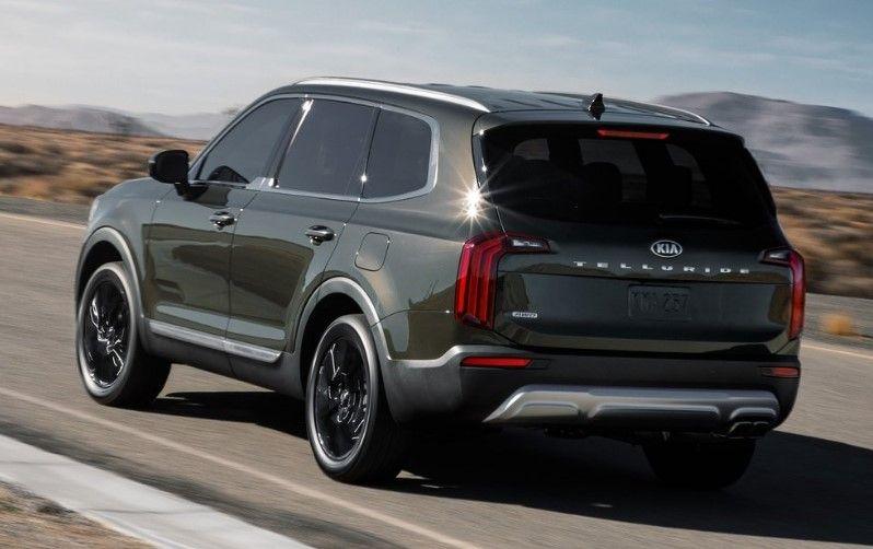 Kia Telluride 2020 Luxury Suv Best Midsize Suv Suv Cars