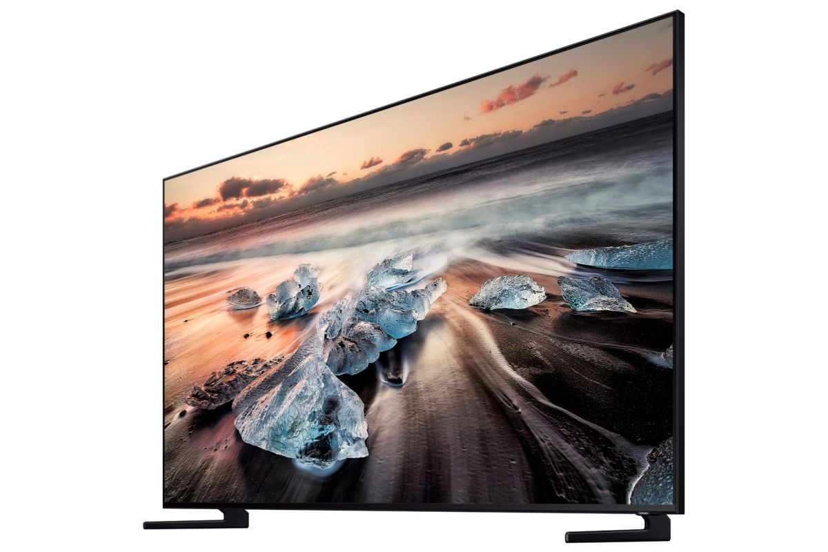 Samsung S Ai Powered 8k Q900fn Qled Tv Goes On Sale This October Smart Tv Tvs Samsung