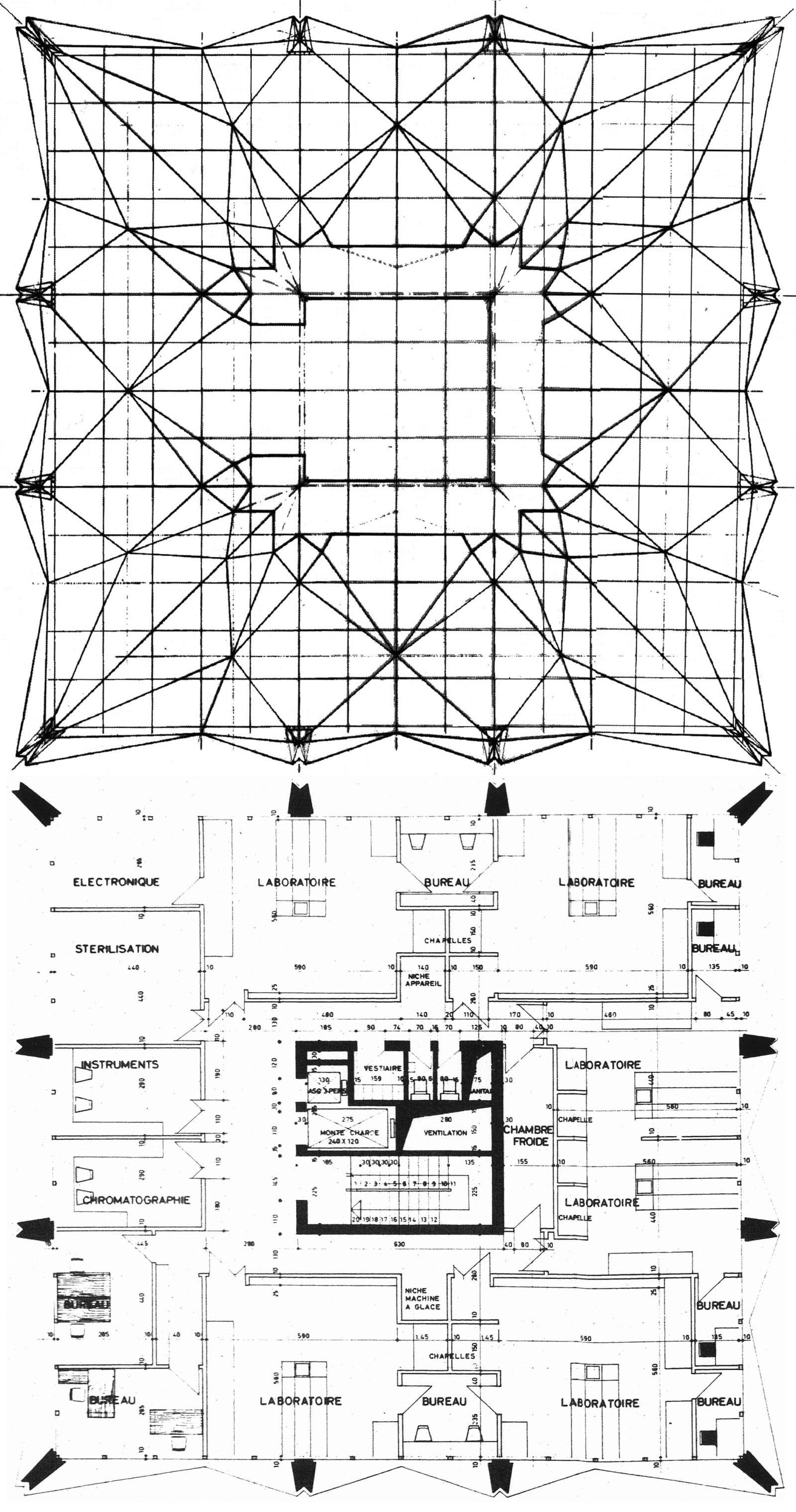 Jack V. Bertoli, Johannes Marburg · La Tulipe #floorplan