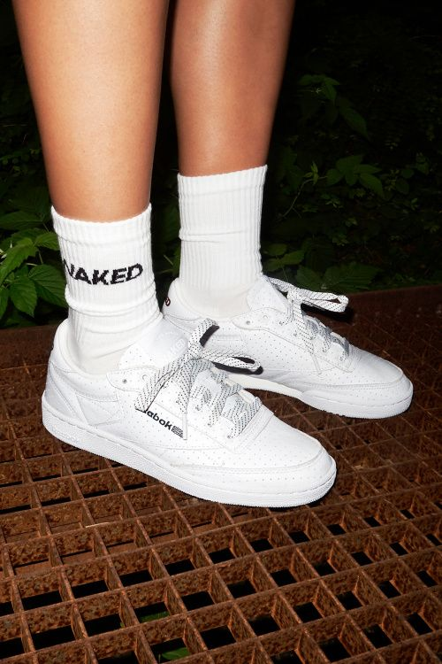Reebok & Naked Bring Back Vibes With New Collaboration