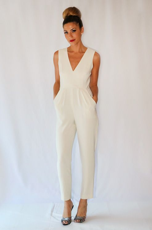 Sexy Pant Suit for my send off outfit?? Woop woop!! | Love Love ...