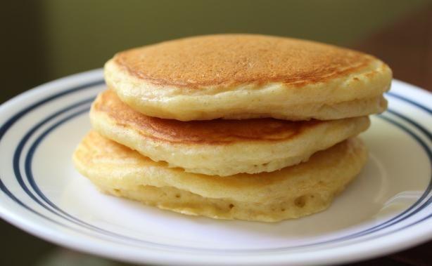 The Best No Kidding Buttermilk Pancakes Recipe Food Com Recipe Pancake Recipe Buttermilk Recipes Best Pancake Recipe