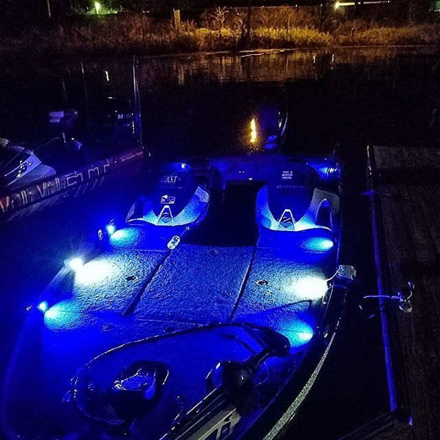 Great pic by our customer Todd Stanley bluewaterled