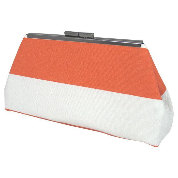 color-block clutch | Colorblock Clutch.