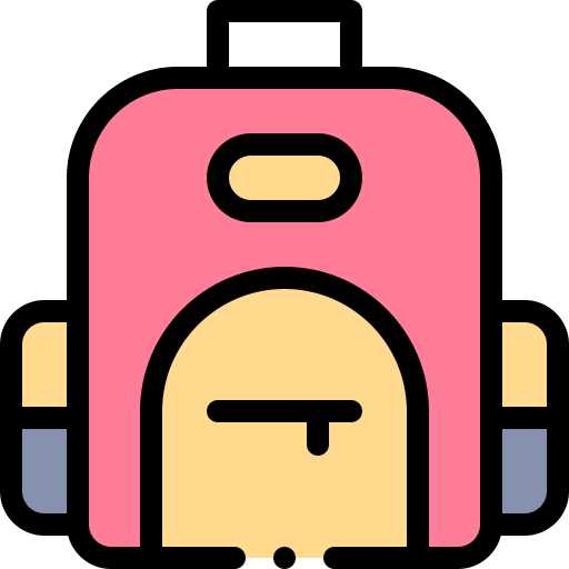 Backpack Free Vector Icons Designed By Freepik Vector Icon Design Free Icons Icon