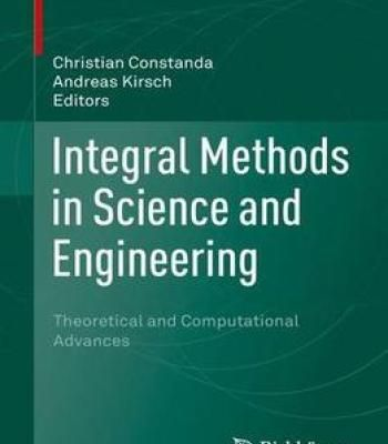 Integral Methods In Science And Engineering Pdf Mathematics