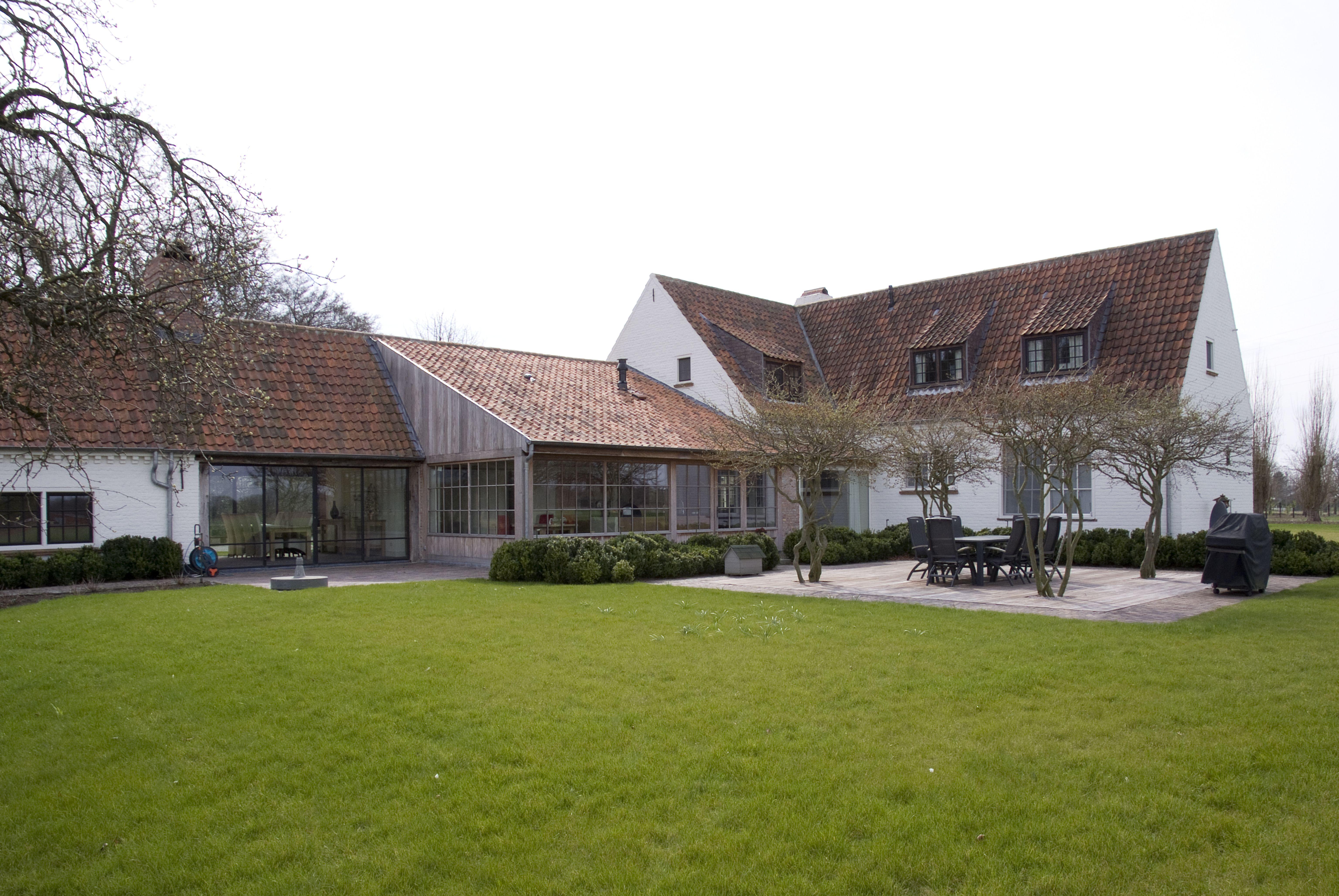 Exclusieve en karaktervolle hoeve landhuis dakkapel