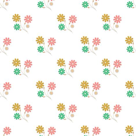 Sprigged Muslin - joanmclemore - Spoonflower