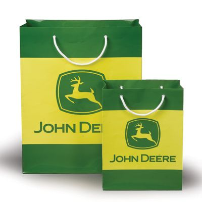John Deere Gifts >> John Deere Gift Bags John Deere Tractor Birthday Tractor