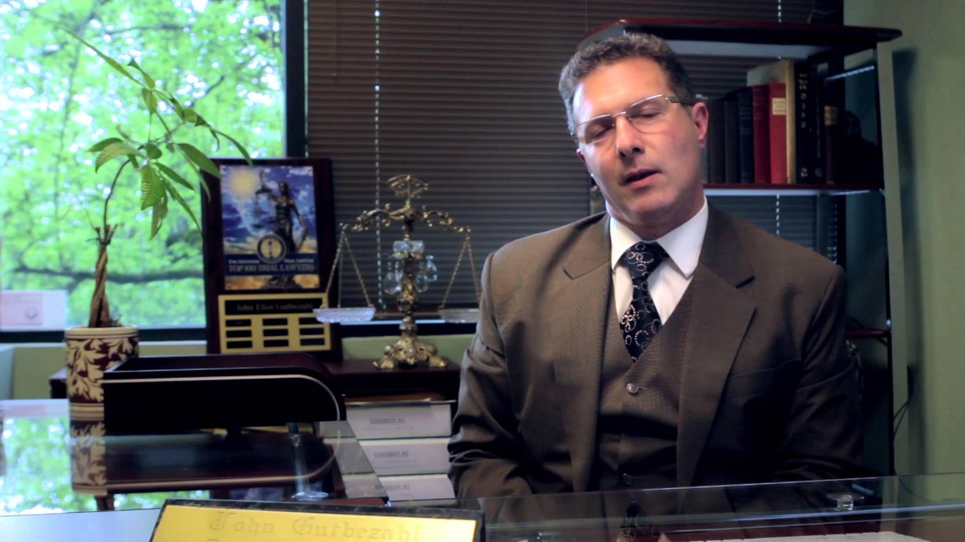 Portland Criminal Attorney John Gutbezahl what to do when