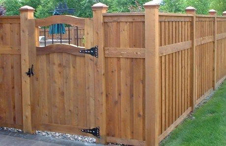 Backyard Fencing Ideas Privacy Fence Designs Fence Design Backyard Fences