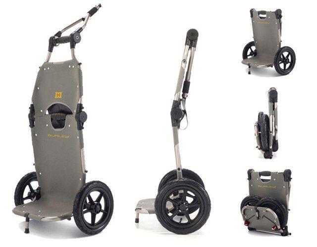 Burley: Travoy, Trolley, bike, City