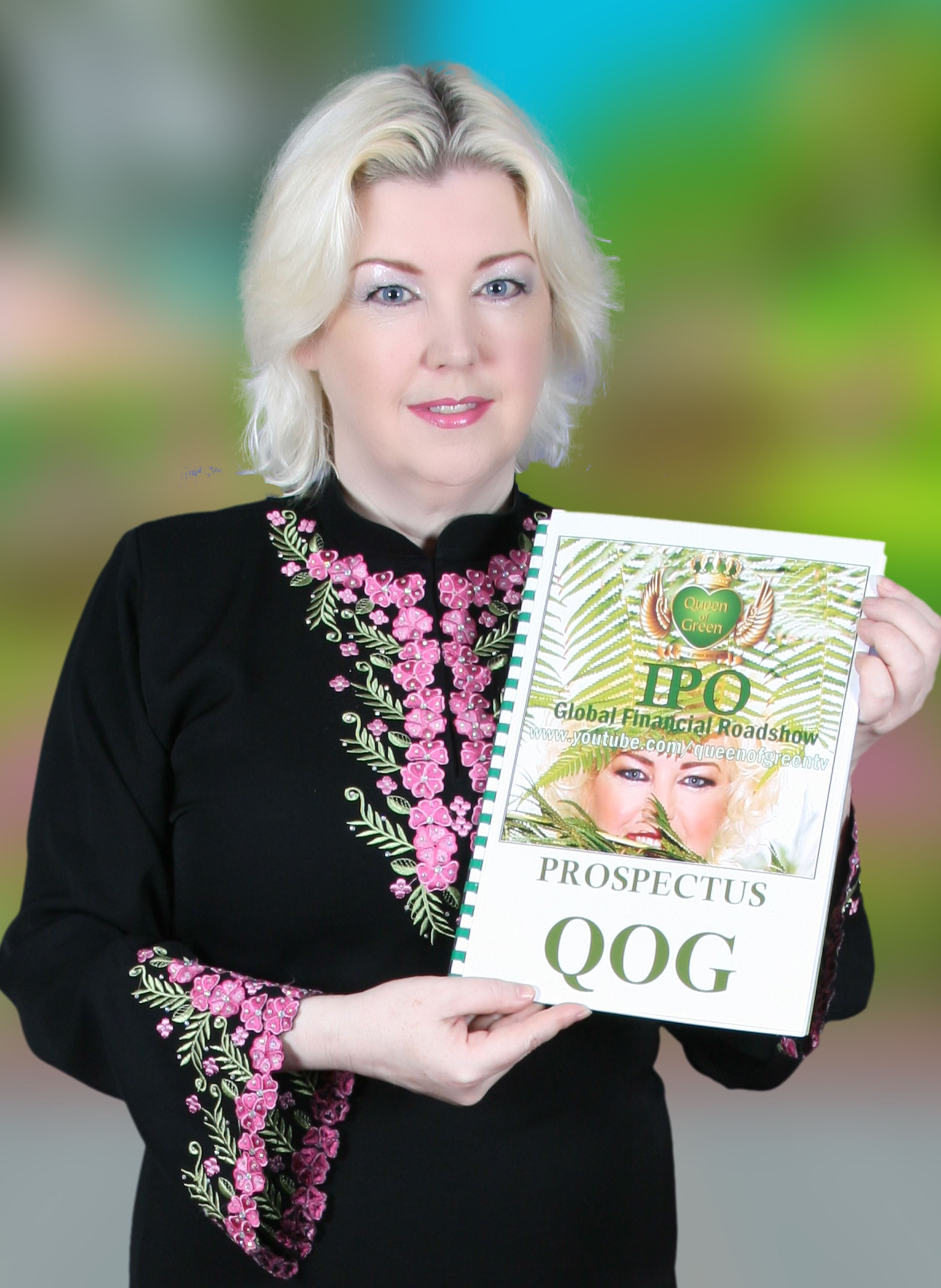 Queen of Green IPO Ticker QOG investing in orphans