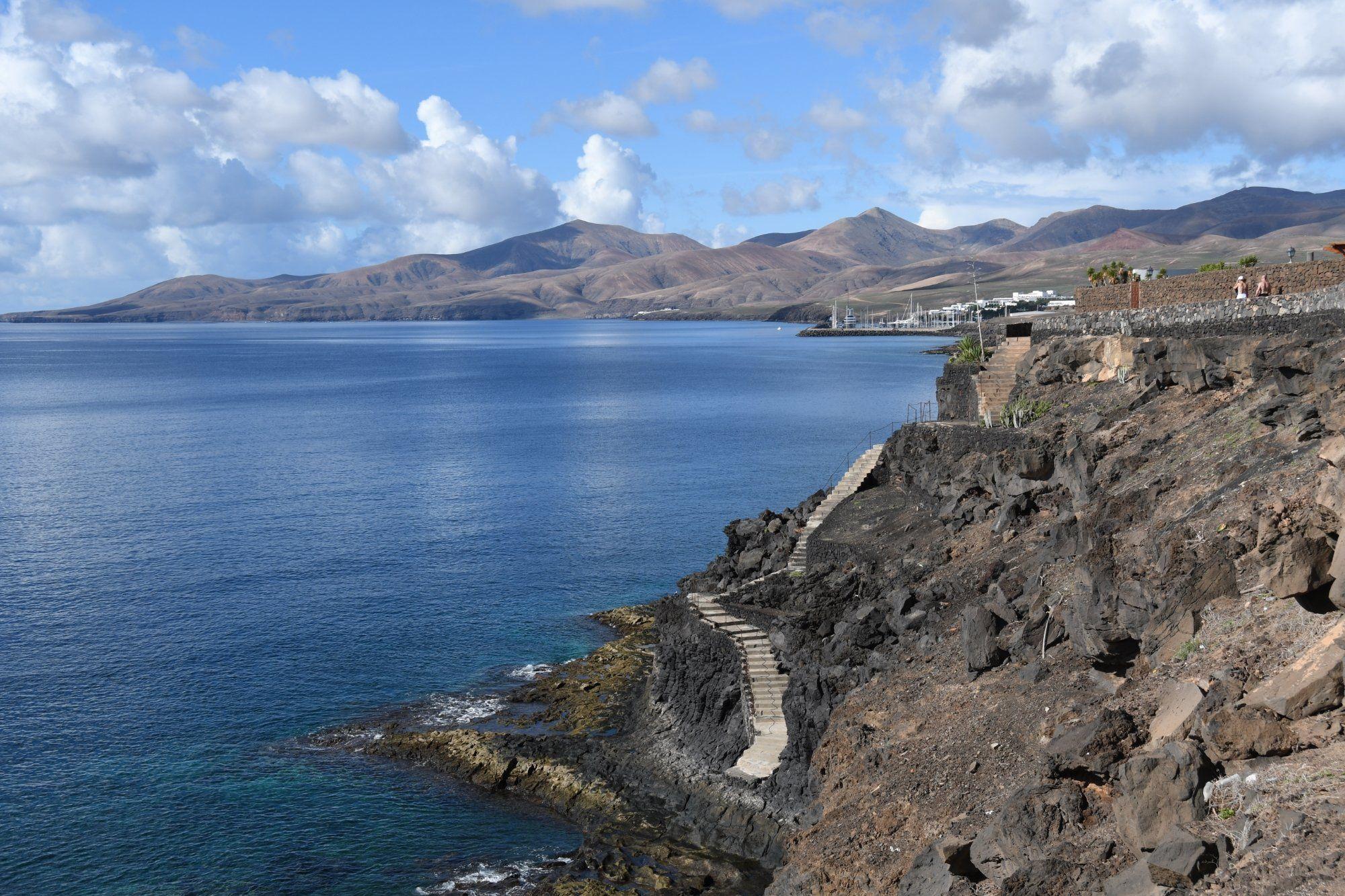 Walk from puerto del carmen to puerto calero puerto del carmen see 453 reviews articles - Lanzarote walks from puerto del carmen ...