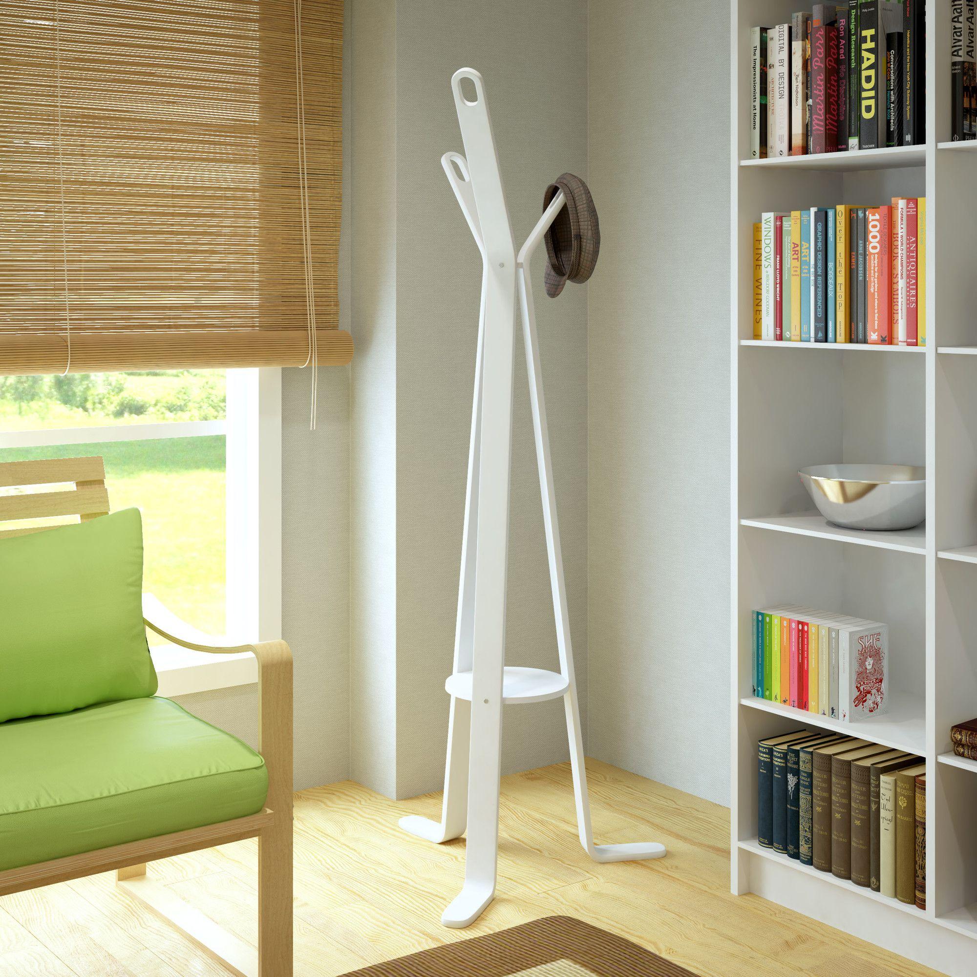 dcor design aquios bentwood coat rack  allmodern. dcor design aquios bentwood coat rack  allmodern  casa de geek
