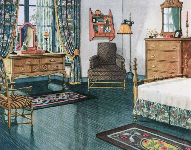 1920s colonial furniture – 1920s Bedroom Furniture