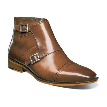 Zapato Tinsley Camel Stacy Adams rixIv4lhK
