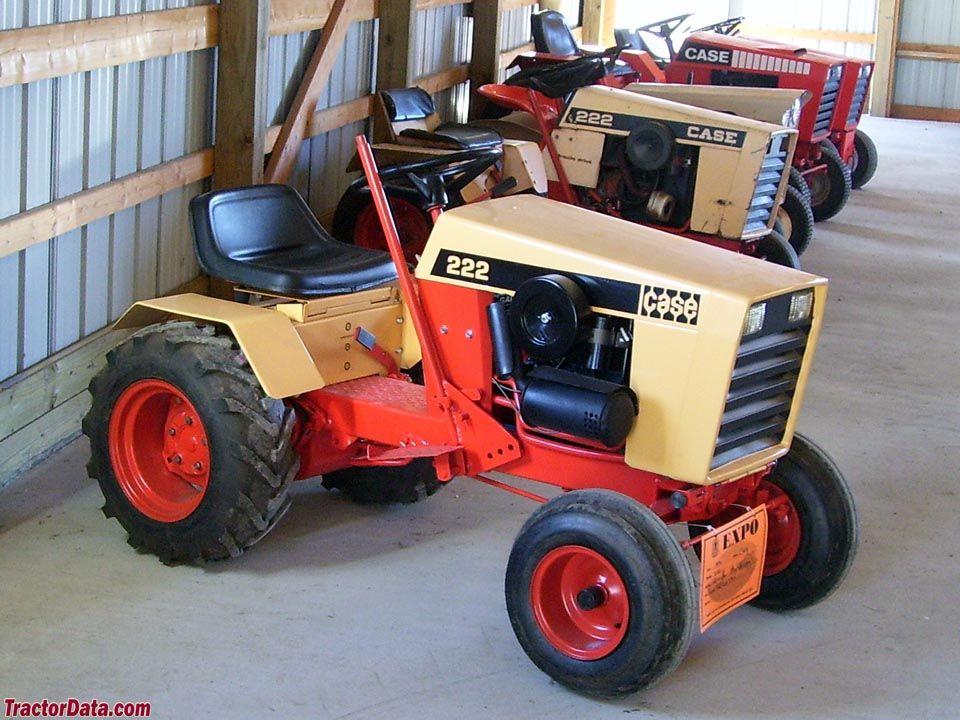 case 222 with manual deck lift garden lawn tractors pinterest rh pinterest com