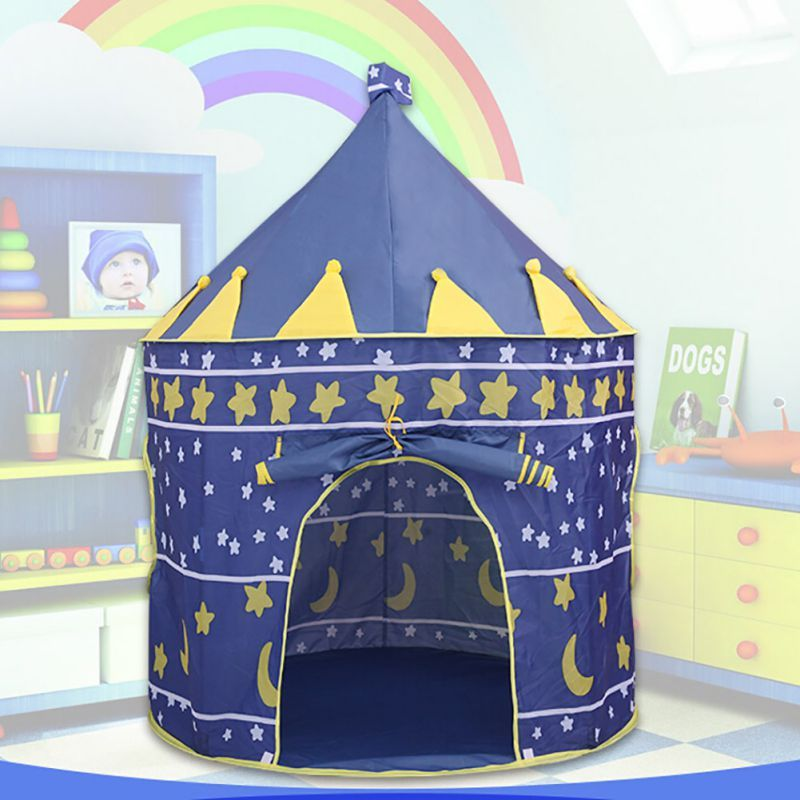 Ship From USu0026CN Noble Crown Tent Newborn Baby Amusement Park Zone Funny Playing Equipment Easy To & Ship From USu0026CN Noble Crown Tent Newborn Baby Amusement Park Zone ...